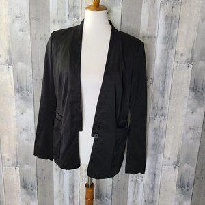 Reiss Large Black Blazer